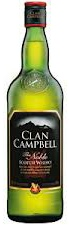 Whisky Clan Campbell (blended)